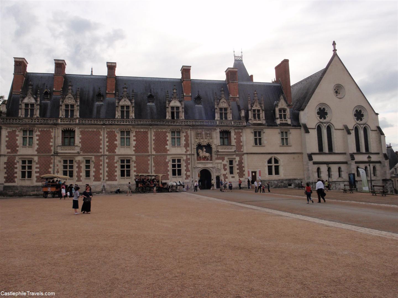 The Château de Blois