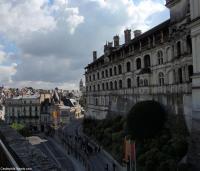 The Francois I Wing of the Château de Blois