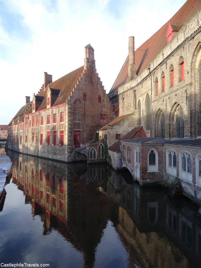 Sint Janshospitaal in Bruges