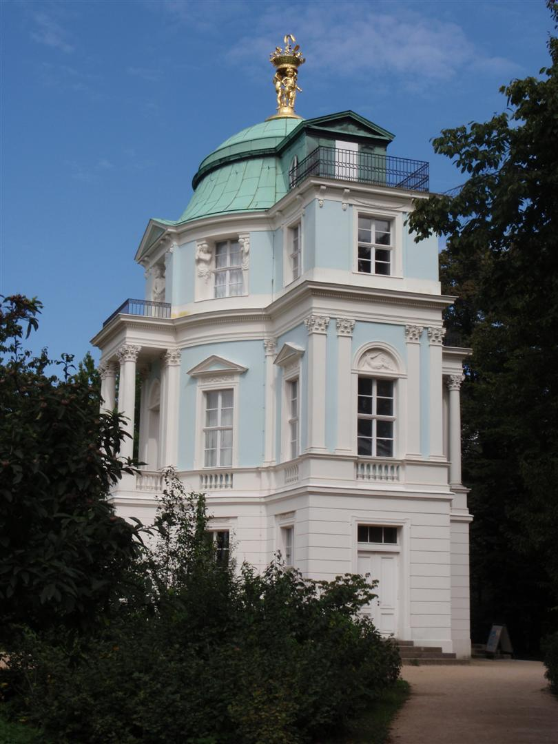 The Belvedere at Charlottenburg Palace