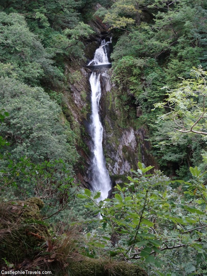 The Mynach Falls