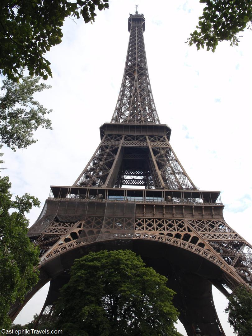 The best places to see the eiffel tower castlephile travels for Places to stay near eiffel tower