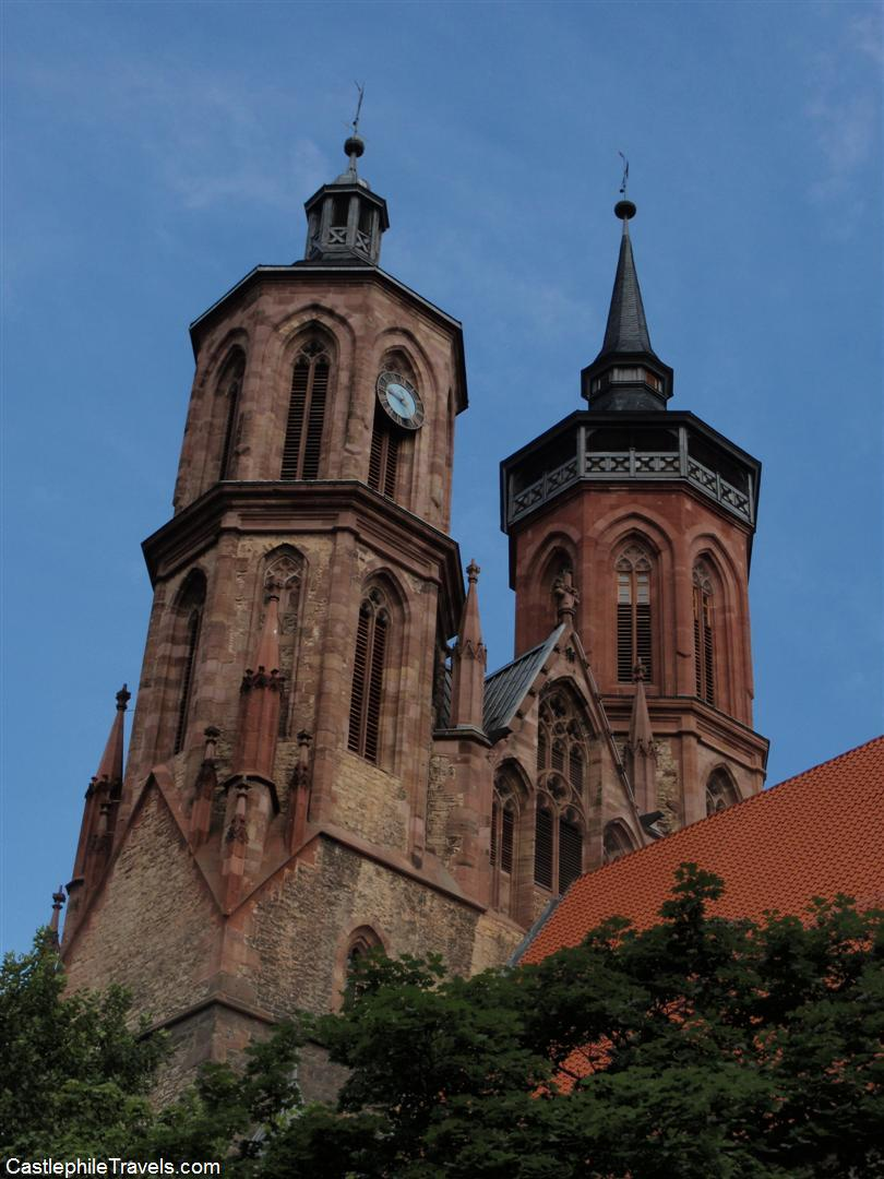 St Johannis Church