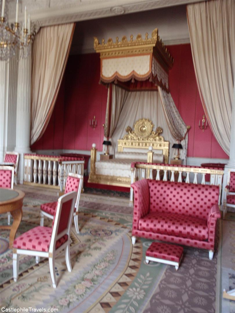 The Empress Marie-Louise's bedroom