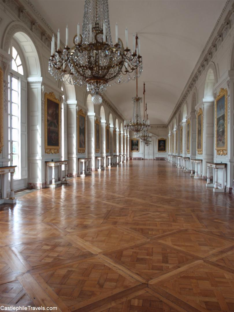 The Cotelle Gallery - this would make a beautiful ballroom!