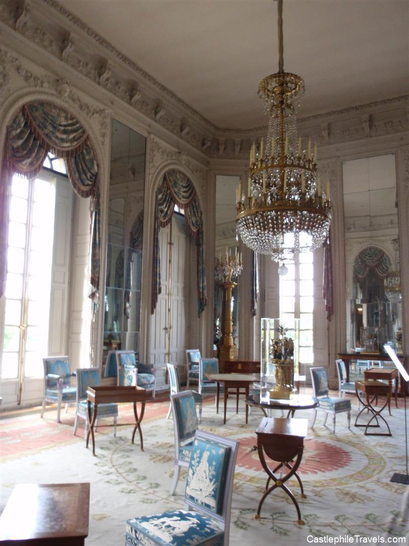 The Mirrors Room in the Grand Trianon
