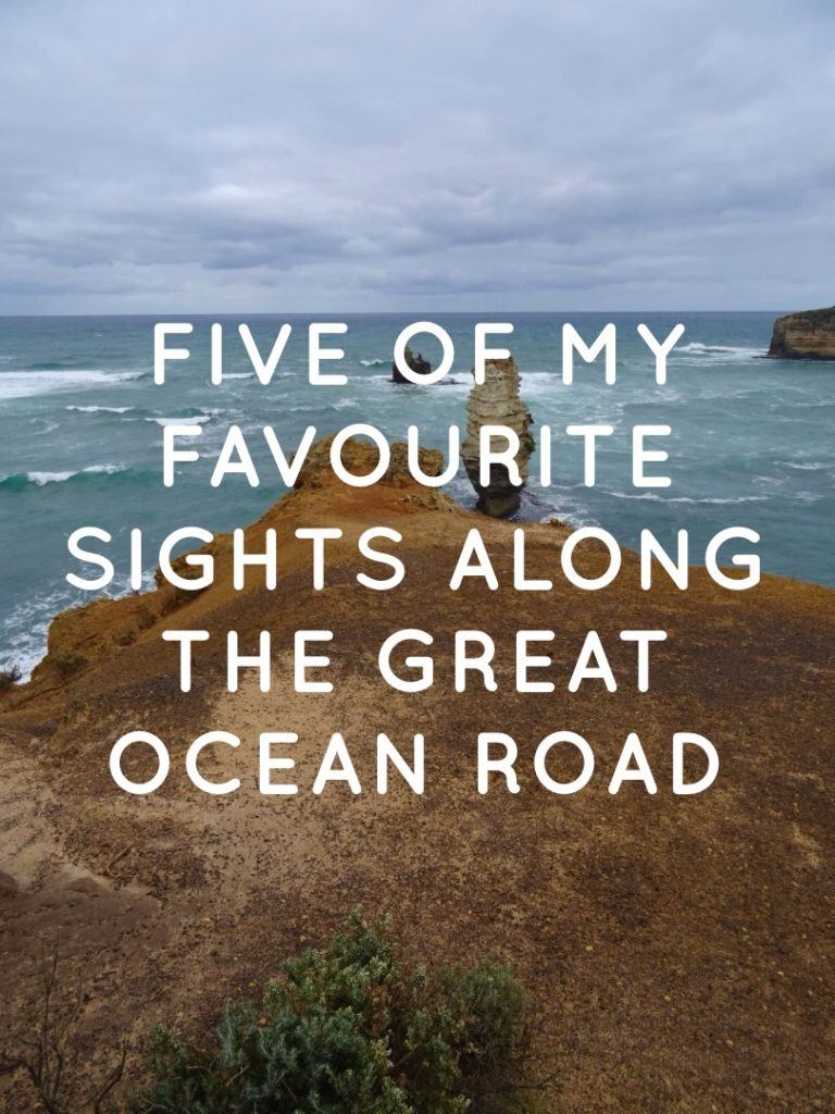 Five of My Favourite Sights Along The Great Ocean Road
