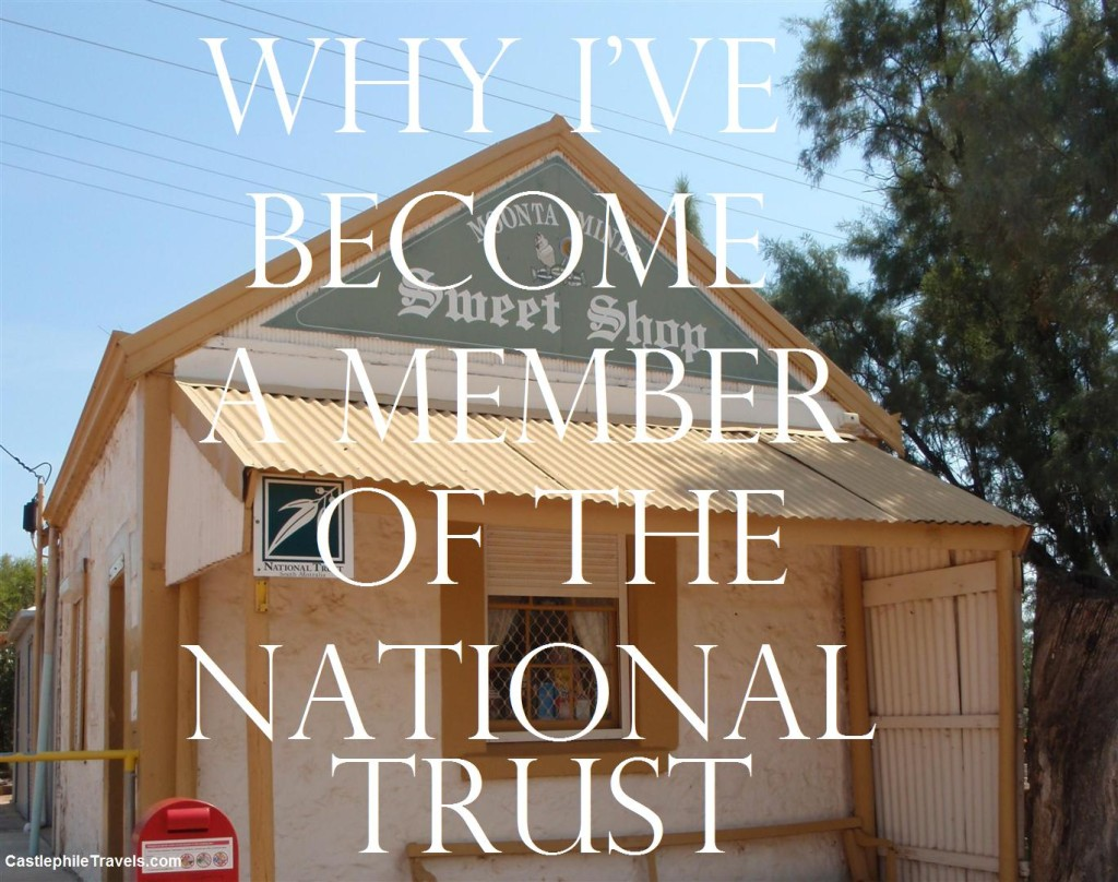Why I've become a member of the National Trust
