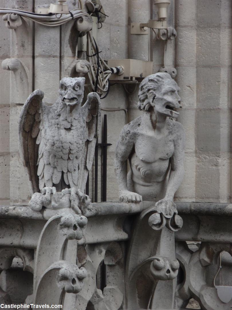 The chimera of Notre Dame