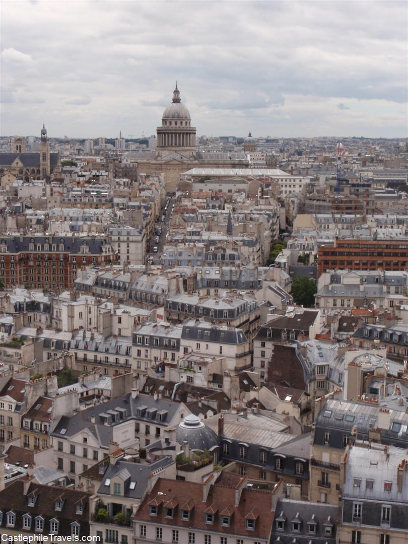 View of the Panthéon