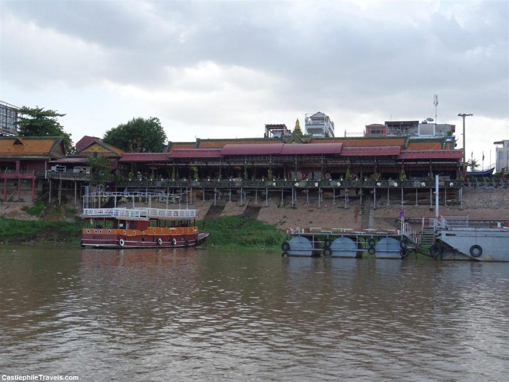 More views of Phnom Penh from the river