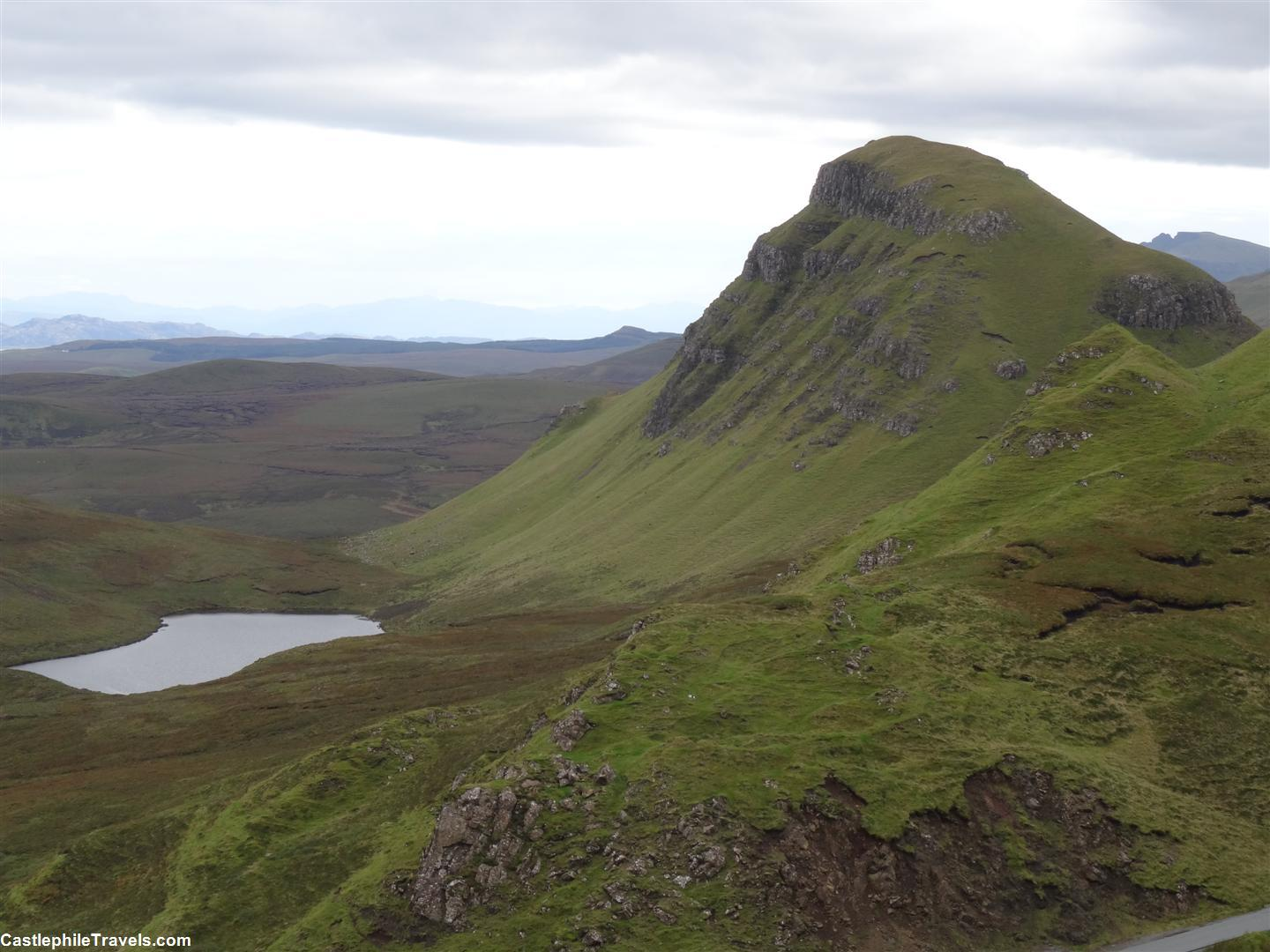 The Quiraing on the Isle of Skye