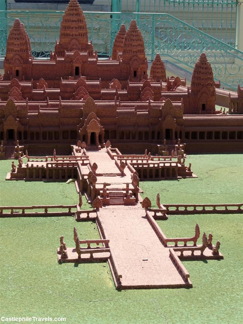 Angkor Wat in miniature