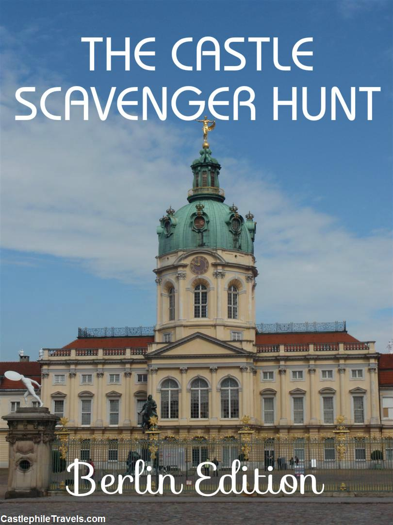 The Castle Scavenger Hunt: Berlin Edition