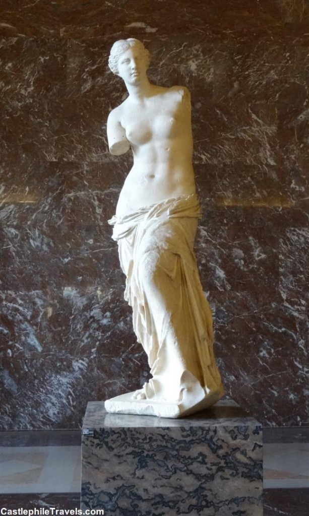 The Venus de Milo at the Louvre